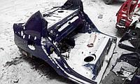 Задняя часть кузова Рено Клио 2 б/у