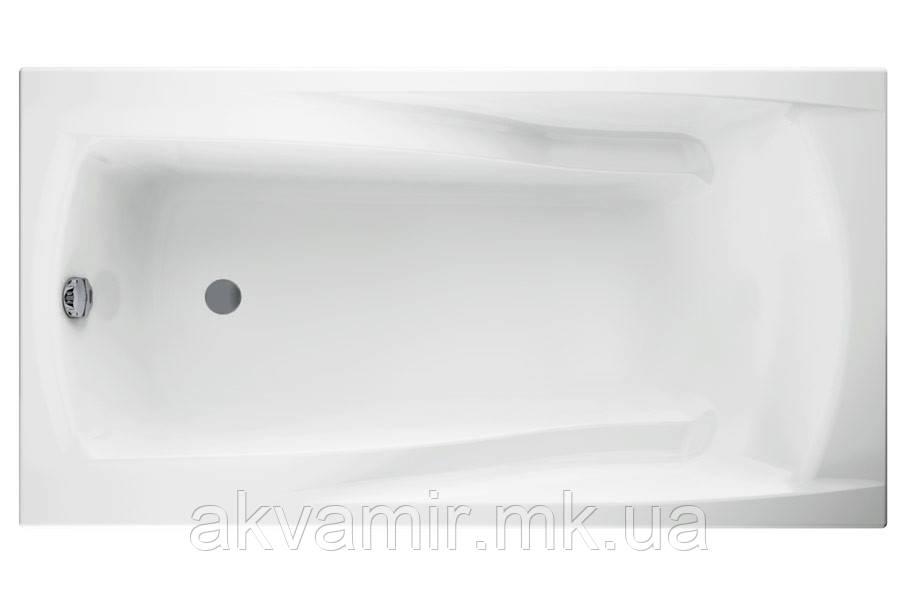 Ванна акриловая Cersanit Zen 180х85 CR с ножками