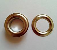 Блочка с кольцом 17 мм ( №31 ) - никель