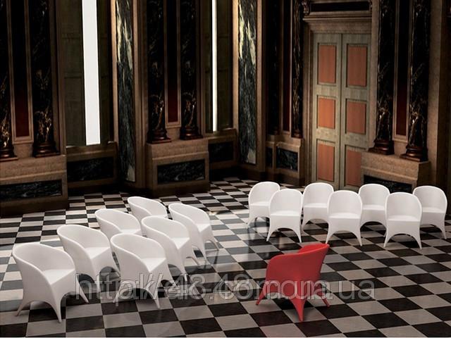 светящаяся мебель для ресторана.