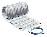 Тёплый пол — двужильный нагревательный мат Profi Therm 150, 375 Вт, площадь обогрева 2,5 м²