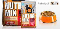Nutra Mix Professional 7,5кг  -корм для котят и активных котов