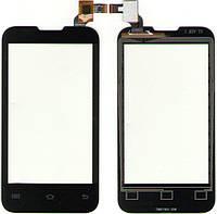 Сенсор (тачскрин) Prestigio MultiPhone 4020 Duo Black