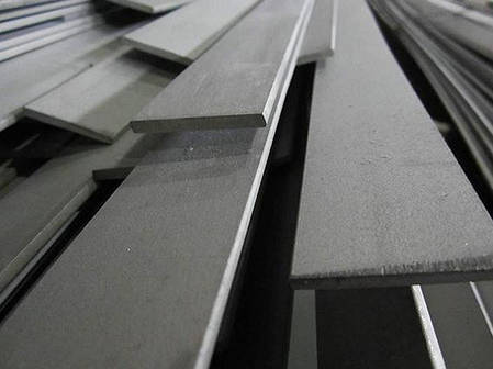 Полоса стальная 25х4 мм гарячекатаная конструкционная, фото 2