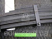 Рессора передняя ЗИЛ 15 лист с ушком старого образца 130-2902011-А