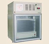 Система для зберігання  тромбоцитів:   Інкубатор тромбоцитів AP-48LT;  Шейкер (горизонтальний) AP-48L. PRESVAC