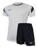 Футбольная форма игровая Europaw 010 (белая), фото 1