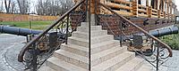 Кованые перила для лестниц, фото 1