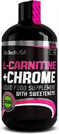 BioTech L-Carnitine + Chrome 500ml
