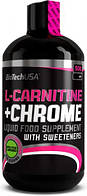 BioTech L-Carnitine + Chrome 500ml
