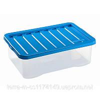 """Ящик пластиковый, пищевой """"Квазар"""" на 4л, 32*19,5*10см"""