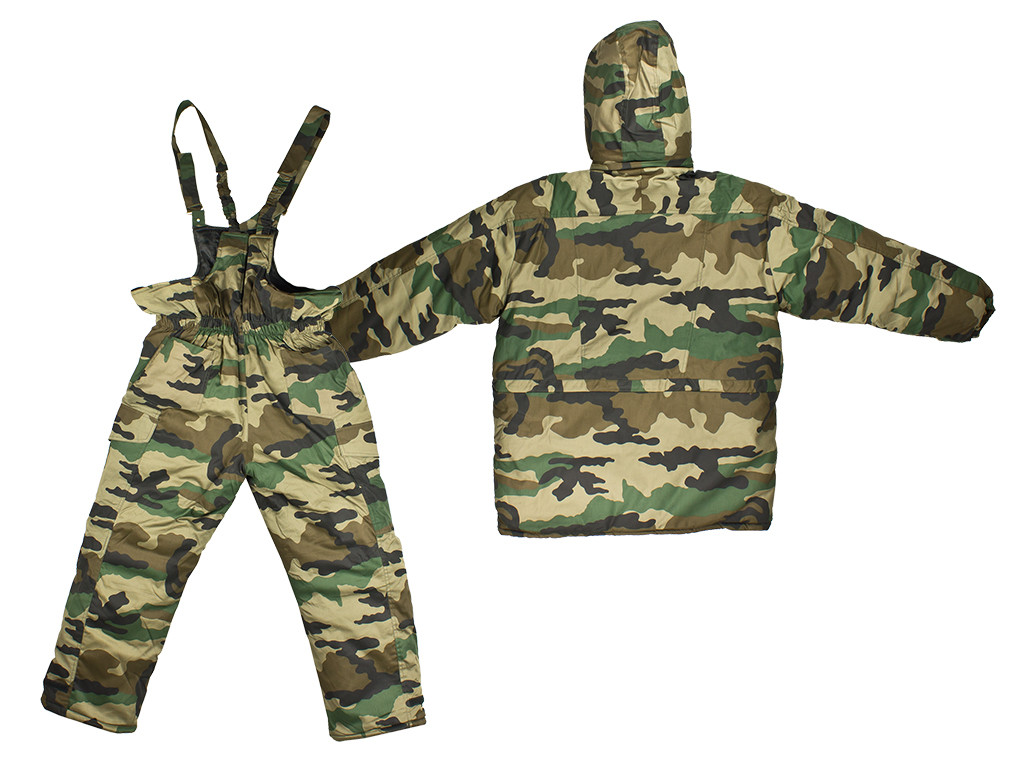Зимний костюм для Охоты и Рыбалки XXL