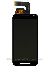 Модуль (Дисплей + сенсор) Motorola XT1550, XT1540, XT1541, XT1544, XT1548 with touch black