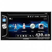 DVD/USB автомагнитола Alpine IVE-W560BT-R с Bluetooth
