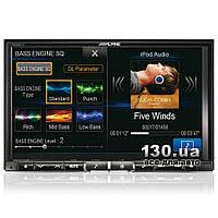 DVD/USB автомагнитола Alpine X800D-U с GPS навигацией и Bluetooth
