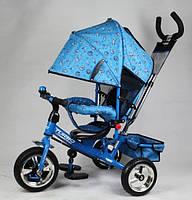 3-х колесный велосипед-коляска TURBO Trike М 5363-1