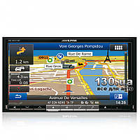 DVD/USB автомагнитола Alpine INE-W977BT с GPS навигацией и Bluetooth