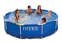 Бассейн каркасный Intex 28210 (56994) Metal Frame Pool (366 х 76 см)