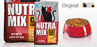 Nutra Mix Original 9,07кг-корм для кошек на основе курицы