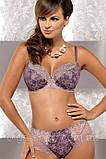 Бюстгальтер полумягкий Ava Gaylle (польское женское нижнее белье больших размеров, фото 3