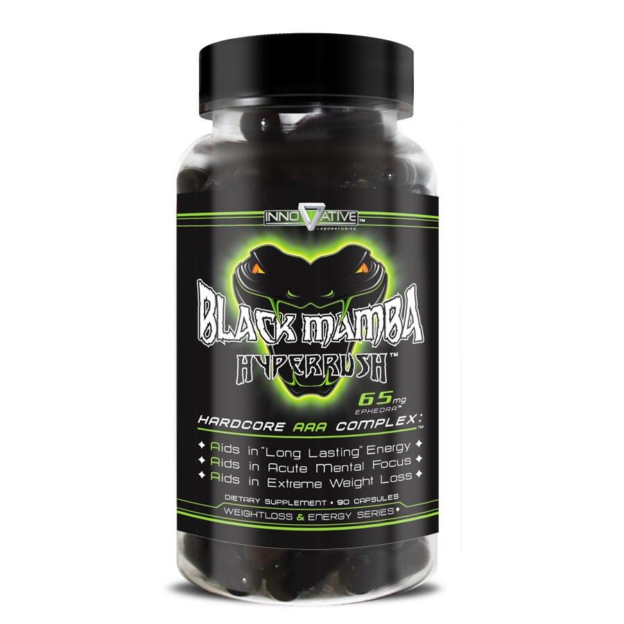 Innovative Labs Black Mamba Отзывы Жиросжигатель