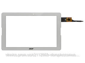 "Тачскрин (сенсор) 10.1"" Acer Iconia One B3-A20, white (белый)"