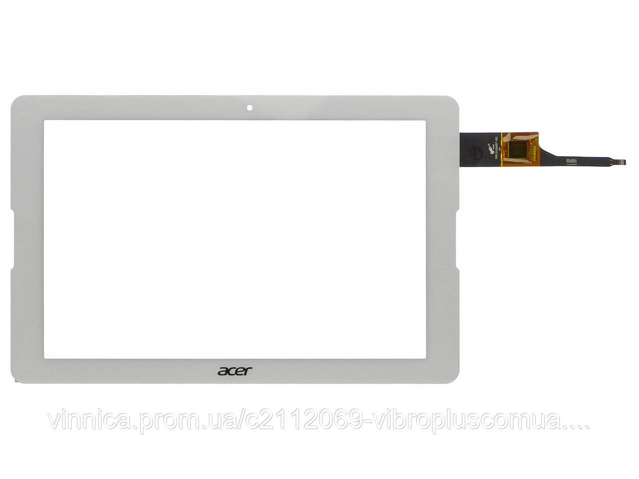 "Тачскрин (сенсор) 10.1"" Acer Iconia One B3-A20, white (белый)"