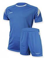 Футбольная форма игровая Europaw 010 (голубая)