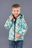 Куртка-жилет для мальчика утепленная р. 86-104