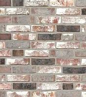 Кирпич лицевой Geestbrand гранитно-серый ручной формовки NF