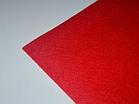 Фетр для рукоделия красный