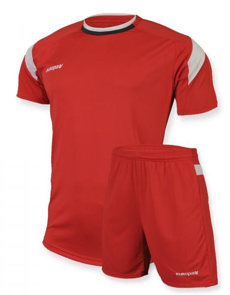 Футбольная форма игровая Europaw 010 (красная), фото 1