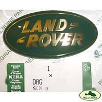 Range Rover Vogue L322 до рестайлинга 2002-09 зеленая эмблема значок решетки радиатора Новый Оригинал