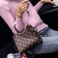 Сумочка с мини-клатчем Louis Vuitton