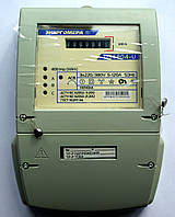 Счетчик электроэнергии трехфазный ЦЭ 6804-U/1 220В 5-120А 3ф. 4пр.  М Ш35 И, Энергомера УКРАИНА