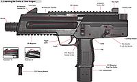 Пневматический пистолет Umarex Steel Storm