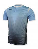 Футбольная форма игровая Europaw 011 (голубая)