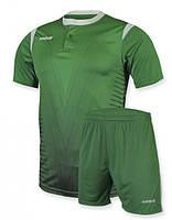 Футбольная форма игровая Europaw 011 (зеленая), фото 1