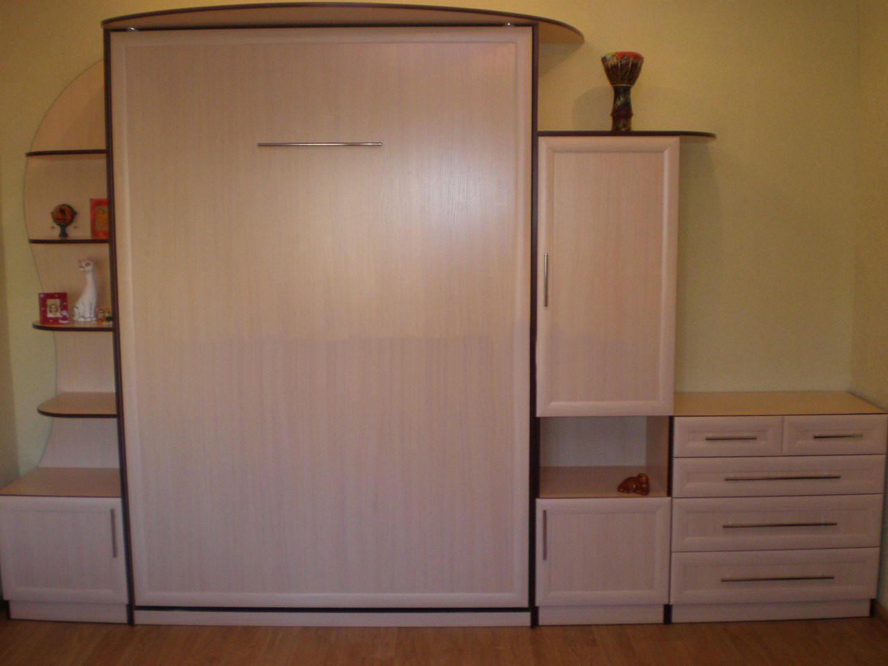 Шкаф-кровать мини стенка, фото 1