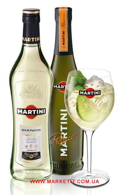 Освежающий MARTINI ROYALE – «ШУМ МОРЯ»!