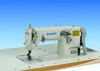 Прямострочная двухигольная швейная машина Shunfa SF 3900-2