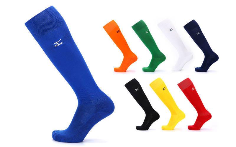 Гетры футбольные мужские MIZUNO р-р 40-45, цвета в ассортименте Z