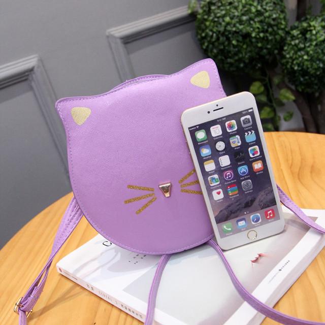 женская сумочка котик