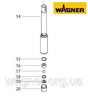 Поршень в сборе на Wagner ProSpray 3.39
