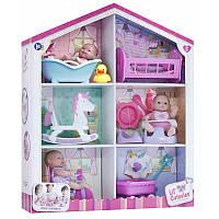Кукла, дом, аксессуары Lots to Love Babies Berenguer, 13 см