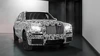 Rolls-Royce Cullinan – новые подробности первого кроссовера Роллс-Ройс