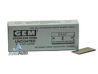Лезвие из черной стали American Line GEM GT 137