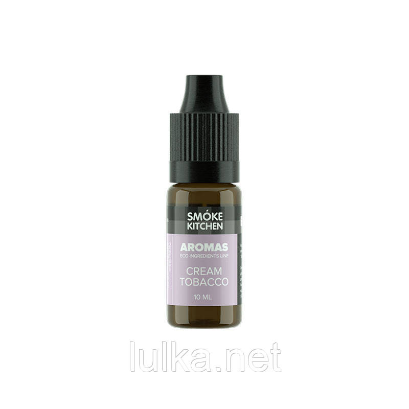 Ароматизатор Smoke Kitchen Cream Tobacco 10мл