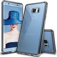 Чехол Ringke Ringke Fusion Samsung  N930 Galaxy Note 7 Smoke Black (150560)