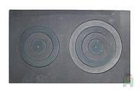 Чугунная плита L6 H2636 (760x455)